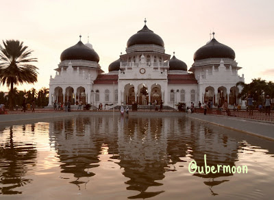 The Grand Mosque Baiturrahman