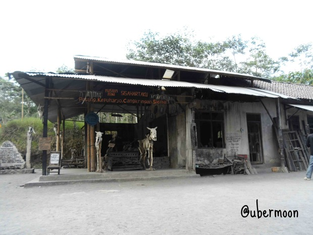 Museum Sisa Hartaku. :(
