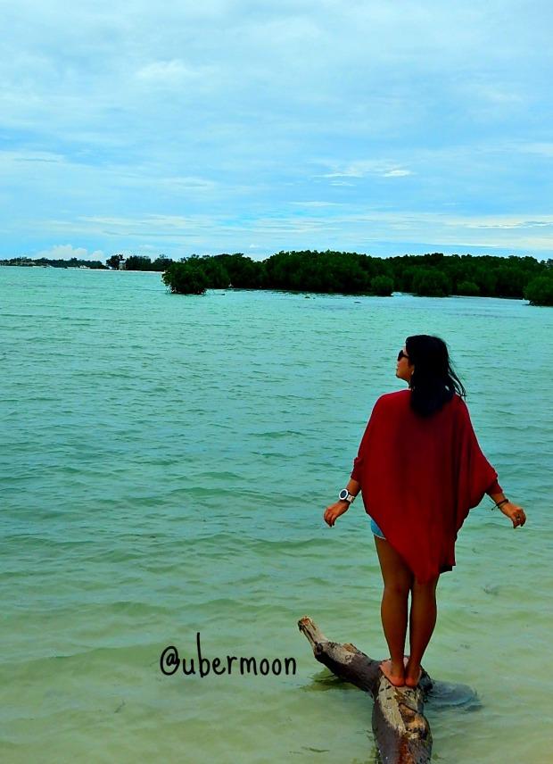 Berakhir pekan ke Pulau Pari. Karena dua hari sungguh berarti.