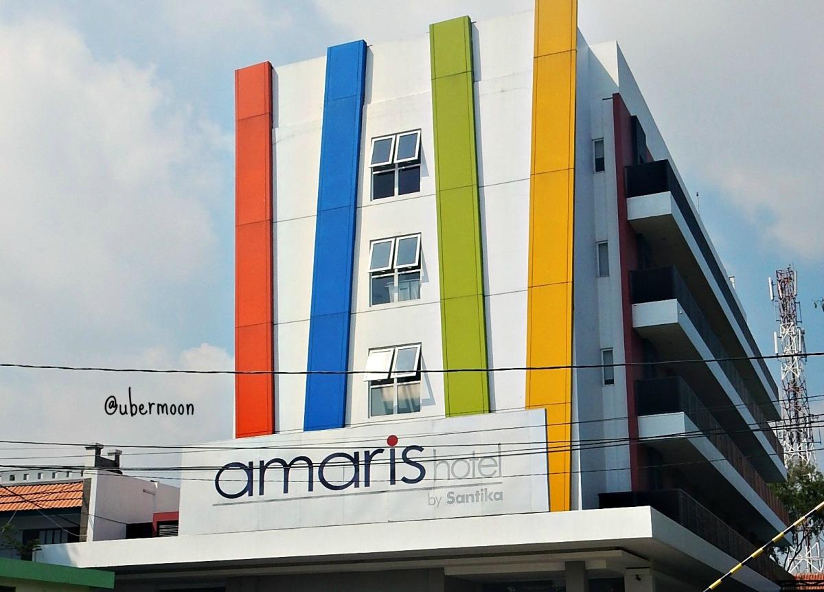 Review Amaris Hotel Cirebon The Uber Journey