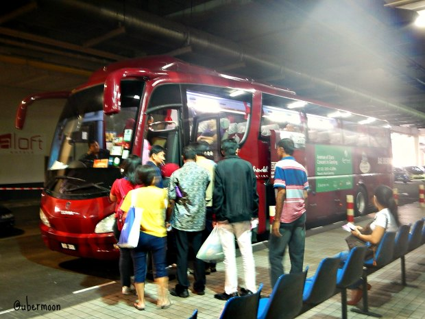 bus-genting-highlands