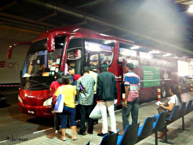 bus-genting-highlands