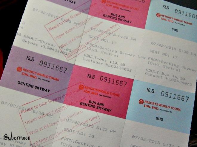 bus-ticket-genting-highlands