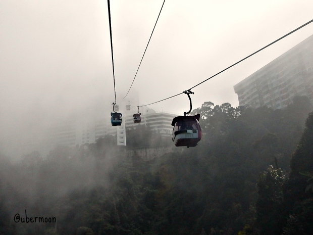 cable-car-genting-highlands