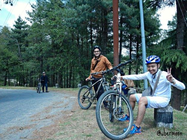 bike-riding-nagarkot-nepal
