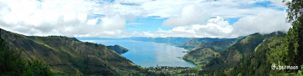 lake-toba-tongging-village