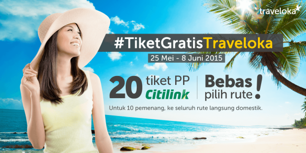 tiket-gratis-traveloka