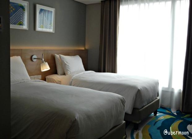 twin-room-holiday-inn-express-jakarta-wahid-hasyim