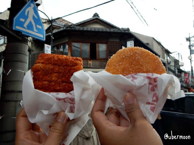 rice-cracker-japan