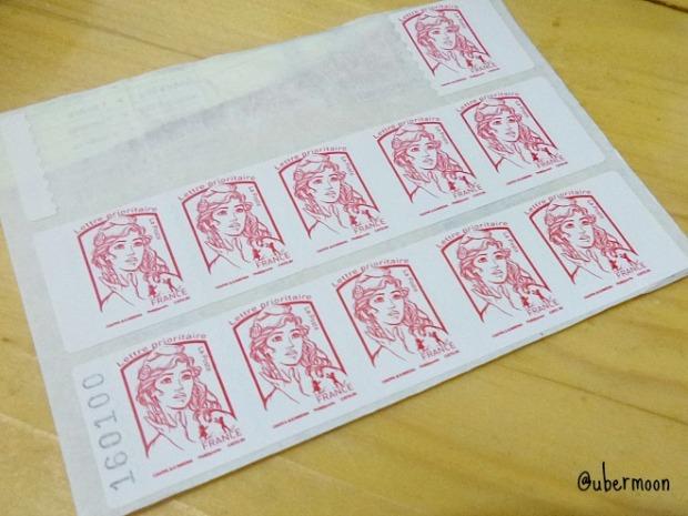 france-stamp