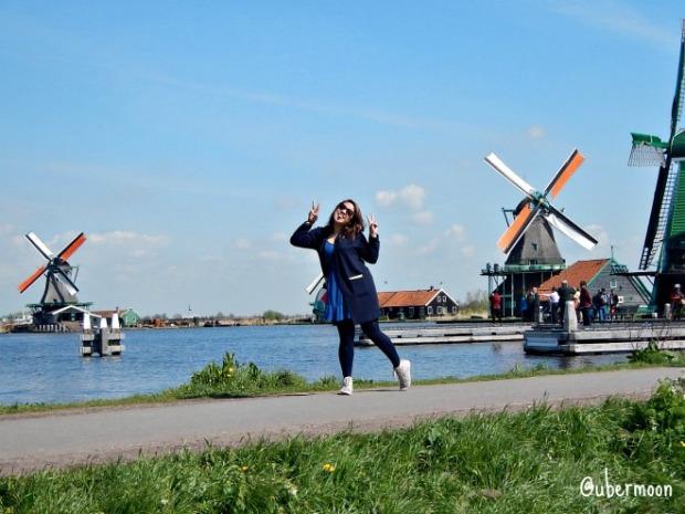 windmill-zaanse-schans