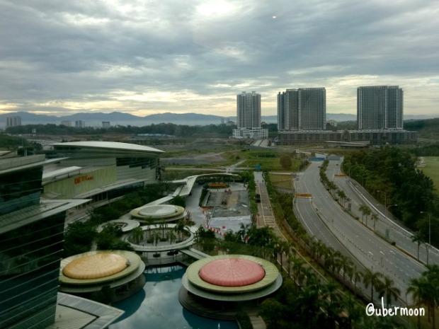 view-from-le-meridien-putrajaya