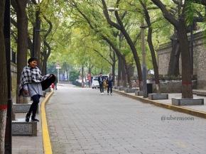 city-wall-xian-china