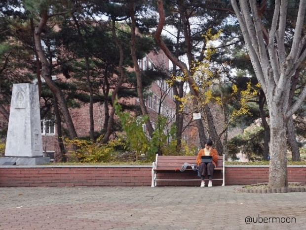 in-front-of-keimyung-library