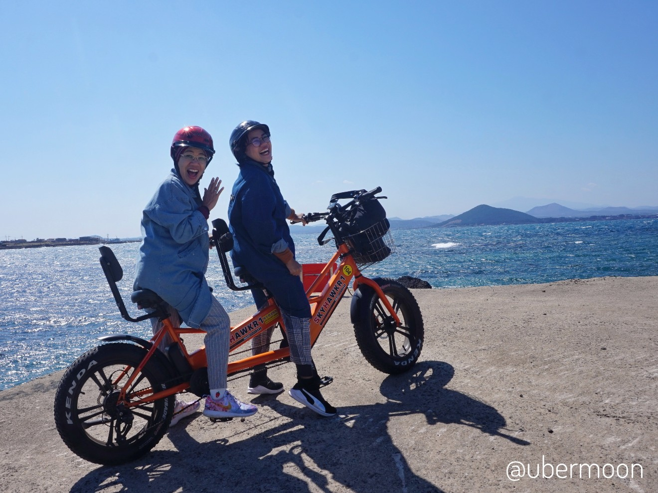 bike-rent-at-udo-island-in-jeju