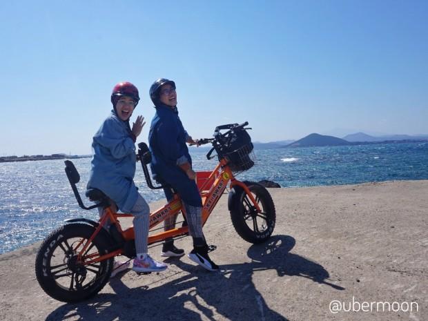 bike-rent-at-udo-island-in-jeju